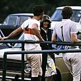 Prince Charles and Camilla Shand