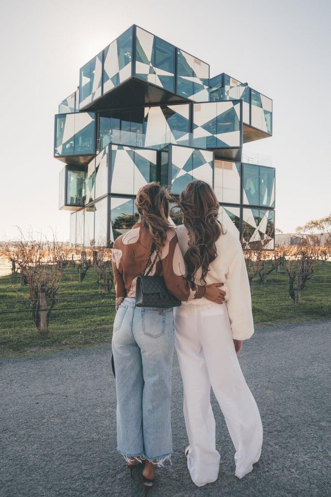 The d'Arenberg Cube, McLaren Vale, Fleurieu Peninsula