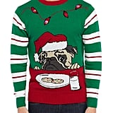 Ugly Pug Christmas Sweater