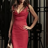 Elizabeth Hurley as Diana Payne on Gossip Girl.  Photo courtesy of The CW