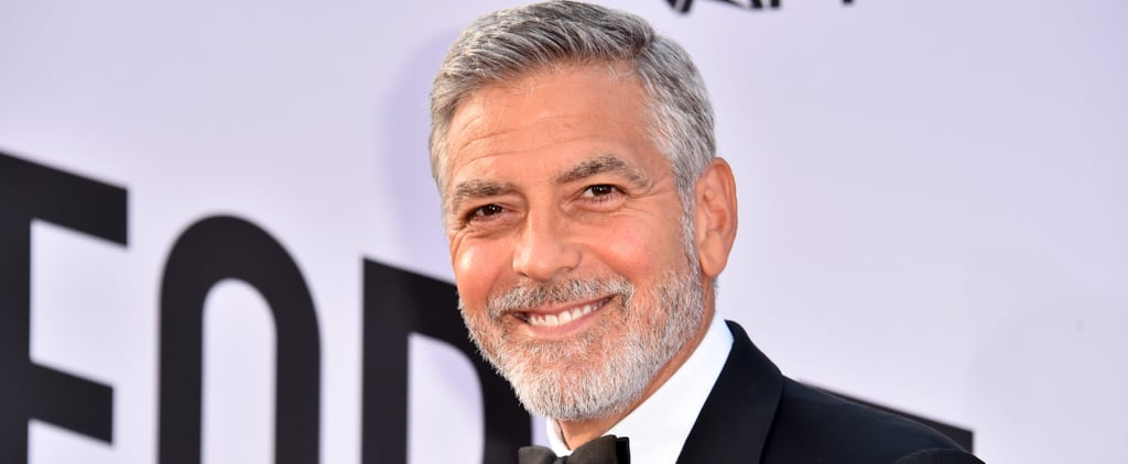 George Clooney in a Car Accident July 2018