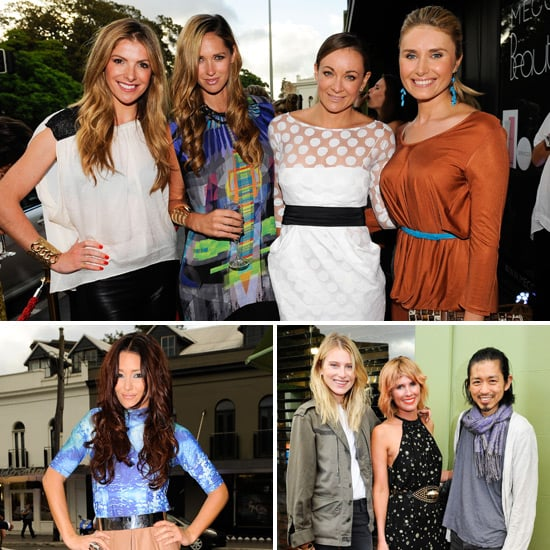 Australian Walk of Style Launch Celebrity Pictures of Erin McNaught, Laura Csortan, Dree Hemingway and More