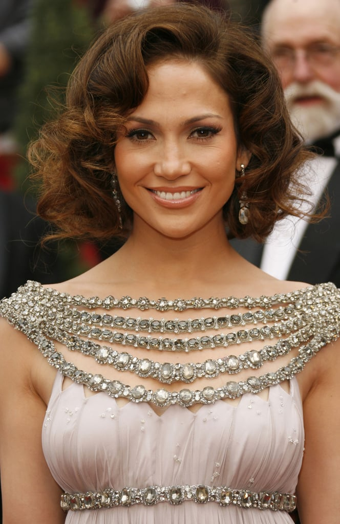 Jennifer Lopez's Wavy Bob in 2007