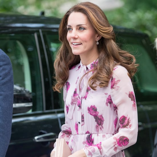 Duchess Kate's Kate Spade Dress World Mental Health Day 2016