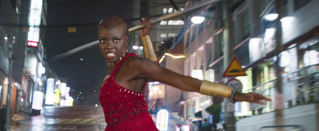 Danai Gurira Is an Ass-Kicking Revelation in Black Panther