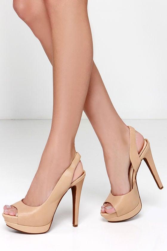 Jessica Simpson Slingback Heels ($85)