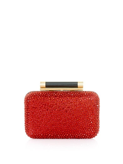 Every girl needs a dazzling clutch, and I think I found my perfect one in this bright red Diane von Furstenberg Tonda crystal leather clutch ($411). It'll pair nicely with every imaginable party dress, but I'd also love to wear it with my more casual daytime outfits, too.