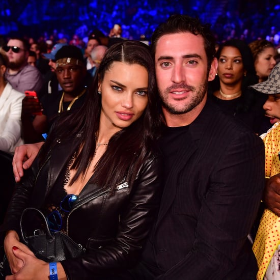 Adriana Lima and Matt Harvey PDA April 2017