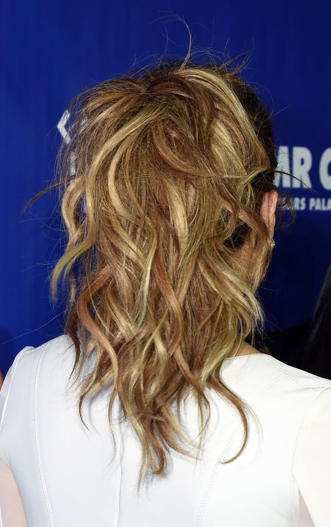 J Lo on Hair Care