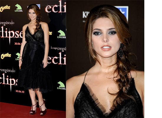 Ashley Greene at the Premiere of Eclipse in Madrid