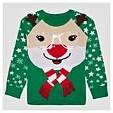 Reindeer Glasses Sweater