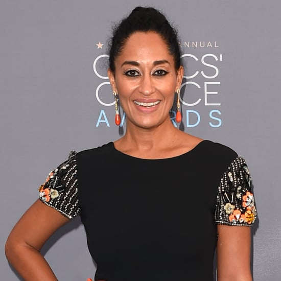 Tracee Ellis Ross Jokes About the Oscars Being Too White