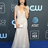 Constance Wu at Critics' Choice Awards