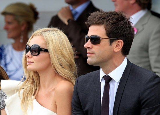 Pictures of Gethin Jones and Katherine Jenkins Who Are Engaged