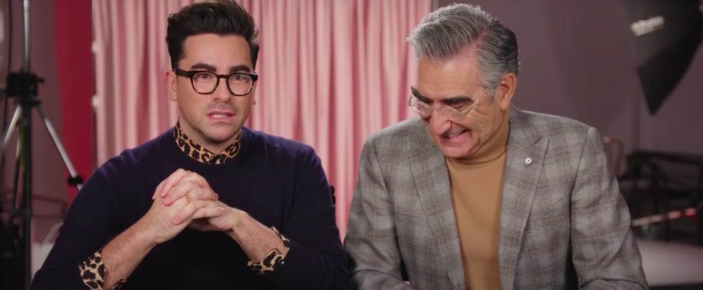 Dan Levy Talks About Supportive Father-Son Bond With Eugene
