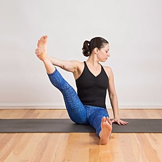 Hamstring Stretches Yoga Sequence