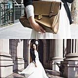 Style a white skirt with white loafers à la this style setter. The effect is ultrachic and takes absolutely no effort at all.  Photo courtesy of Lookbook.nu