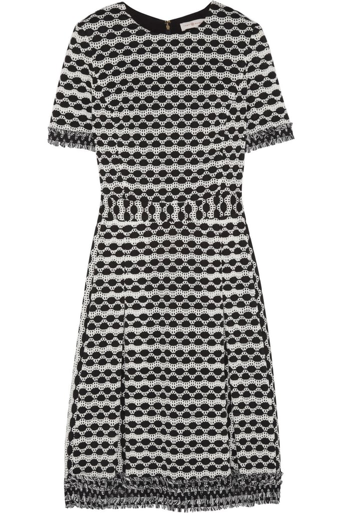 While we're bummed that the exact Kate dress ($450) isn't still available, we can still zoom in on all the details.