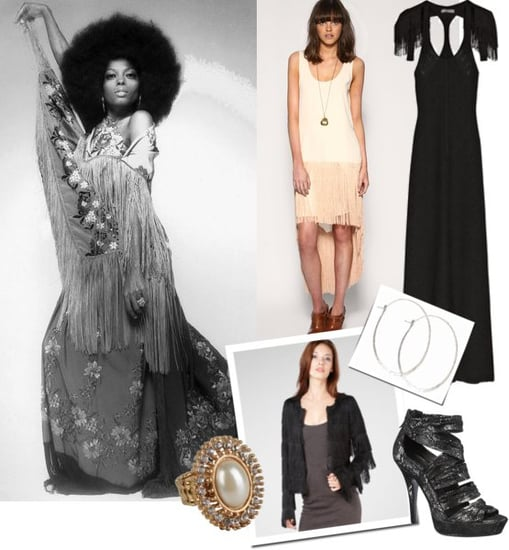 Diana Ross-Inspired New Year's Eve Party Outfits
