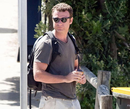 Slide Picture of Liev Schreiber in Sydney