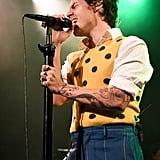 Harry Styles Now