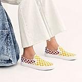 Vans Classic Checkered Slip-Ons