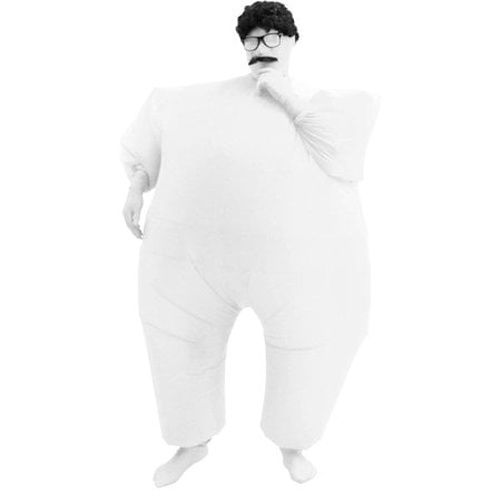 Inflatable Teen Chub Suit Costume
