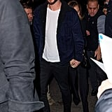 Miley Cyrus and Liam Hemsworth Head to SNL Afterparty 2018