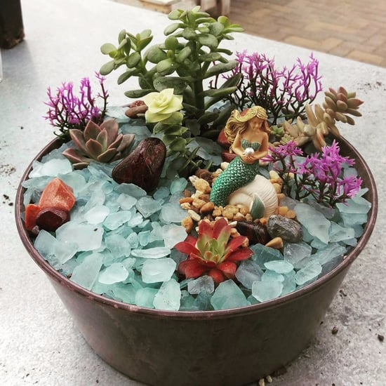 Mermaid Garden Ideas
