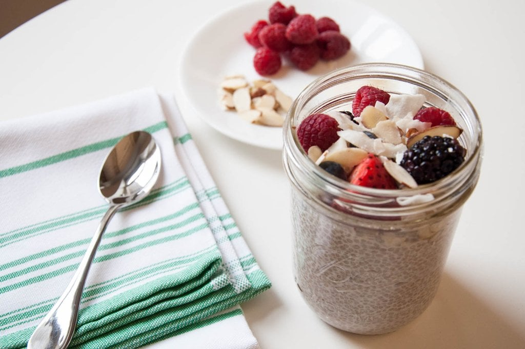 Chia Pudding Jars