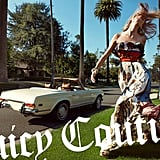 Juicy Couture's Spring '12 campaign took to Beverly Hills to show off its flowy, bright garb. Source: Fashion Gone Rogue
