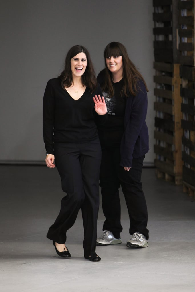 Laura Mulleavy on How the Black Swan Costume Collaboration Came About, Making the Spring 2011 Rodarte Collection