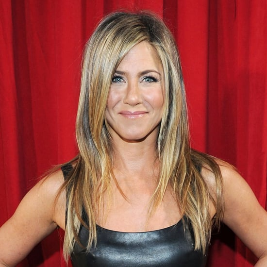 Pictures of Jennifer Aniston at 2013 People's Choice Awards