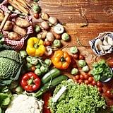 2. Eating healthy tastes really good.