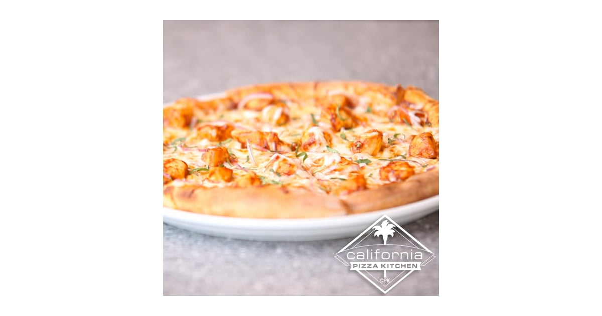 California Pizza Kitchen BBQ Chicken Pizza Recipe | POPSUGAR Food