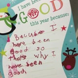 22 Letters to Santa From Kids That Are Going to Make You LOL