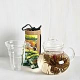 Brew and Through Tea Set