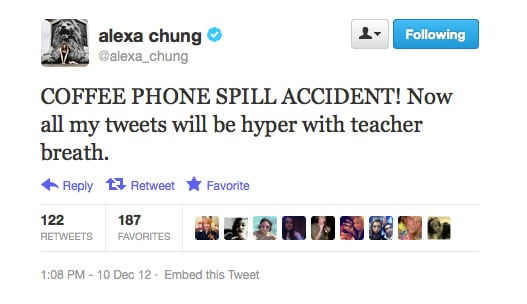Alexa had an iPhone emergency on her hands.