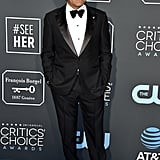 Eugene Levy at the 2019 Critics' Choice Awards