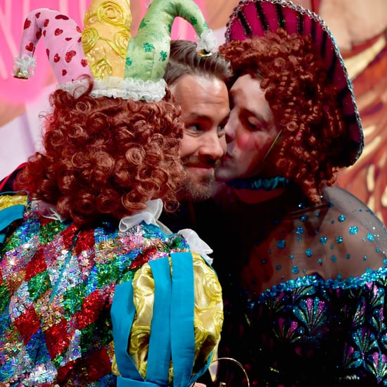 Ryan Reynolds Named Hasty Pudding Man of the Year 2017