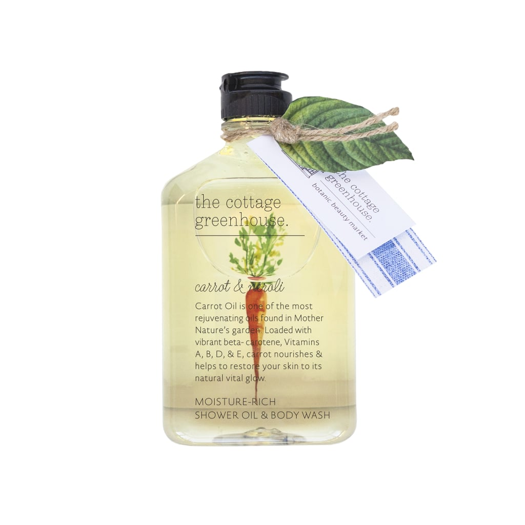 The Cottage Greenhouse Carrot and Neroli Rich and Repair Body Wash