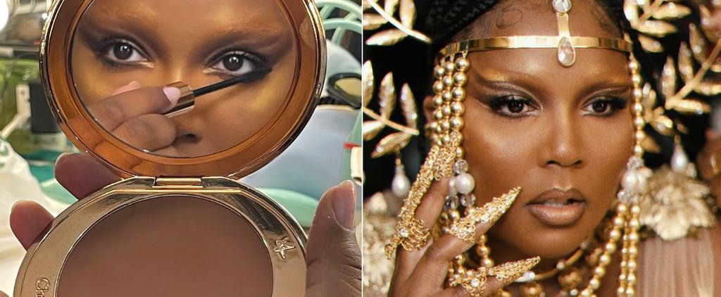 """Lizzo's Makeup Artist Breaks Down Her """"Rumors"""" Beauty Looks"""