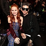 Pictured: Madelaine Petsch and Travis Mills