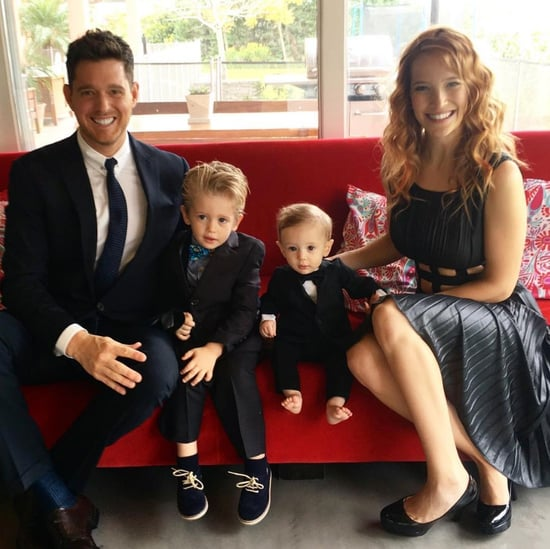 Michael Buble Quotes About Son's Cancer July 2018