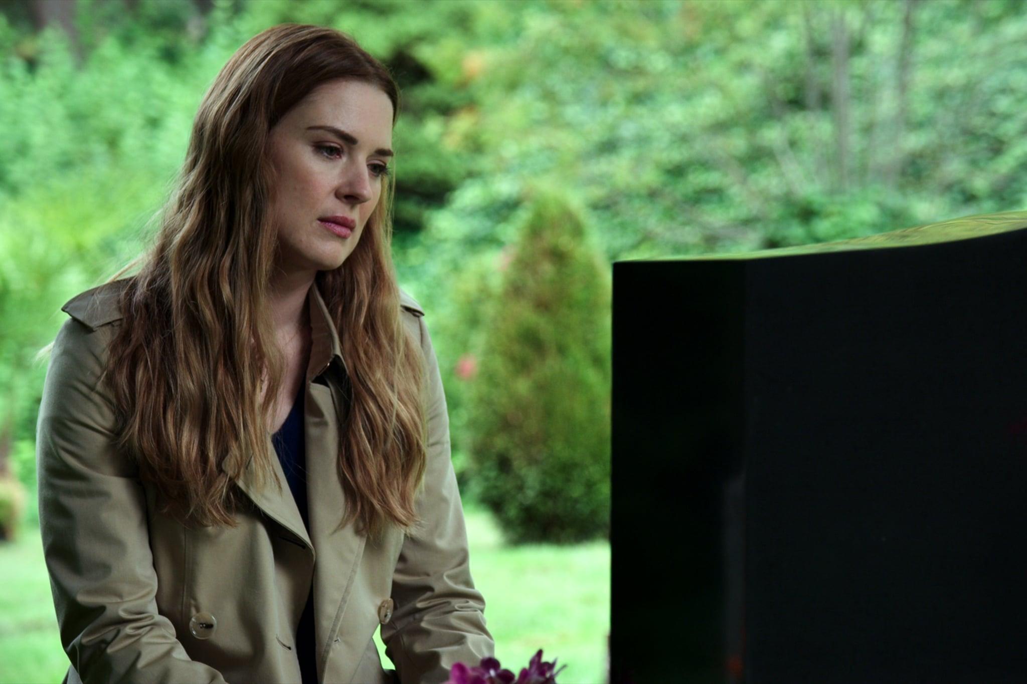VIRGIN RIVER - Alexandra Breckenridge as Melinda Monroe of VIRGIN RIVER - NETFLIX (c) 2020