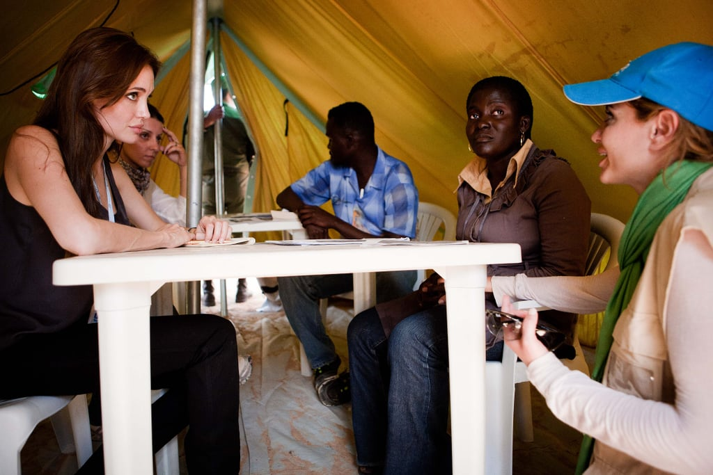 Angelina Jolie to Guest-Edit BBC's Today