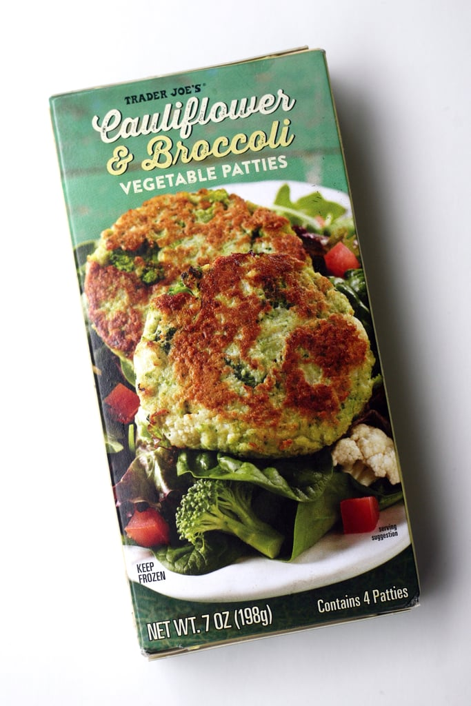 Image result for trader joe's frozen broccoli patties