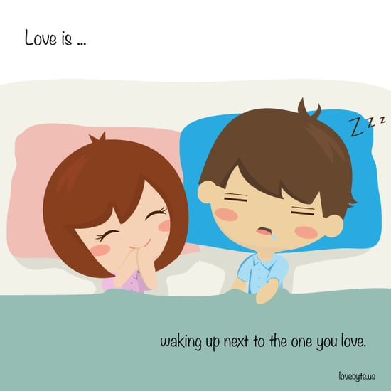 Cute Love Comics by LoveByte