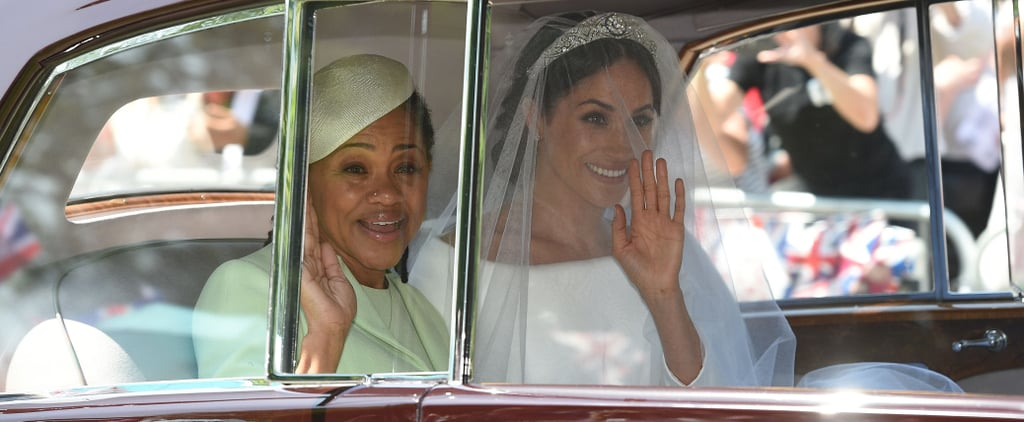 Doria Ragland's Favorite Part About the Royal Wedding 2018