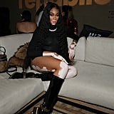 Winnie Harlow at the 2020 Republic Records Grammys Afterparty